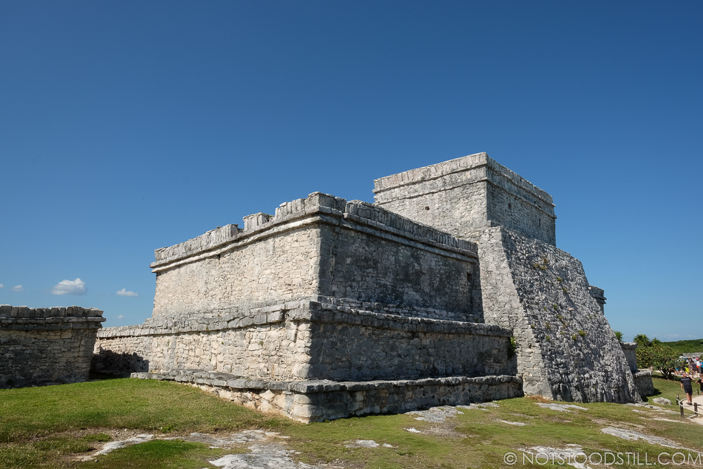 Tulum, a walking museum