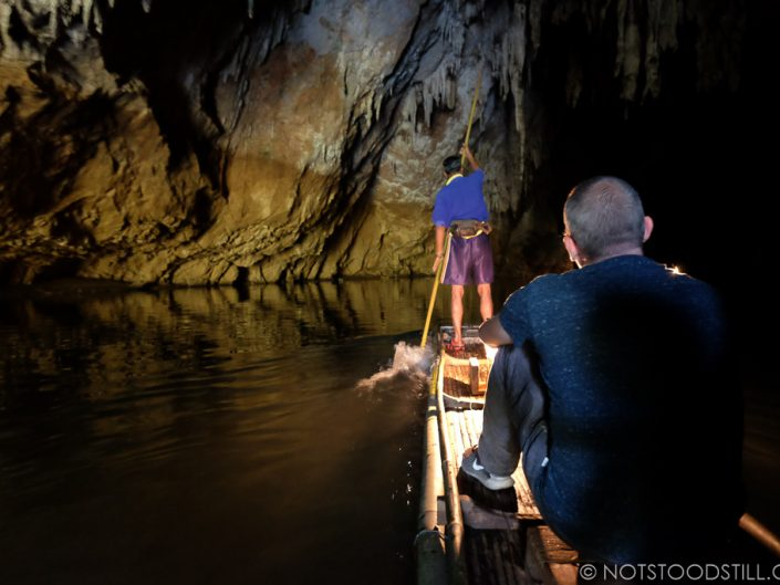 Discovering Lod Cave