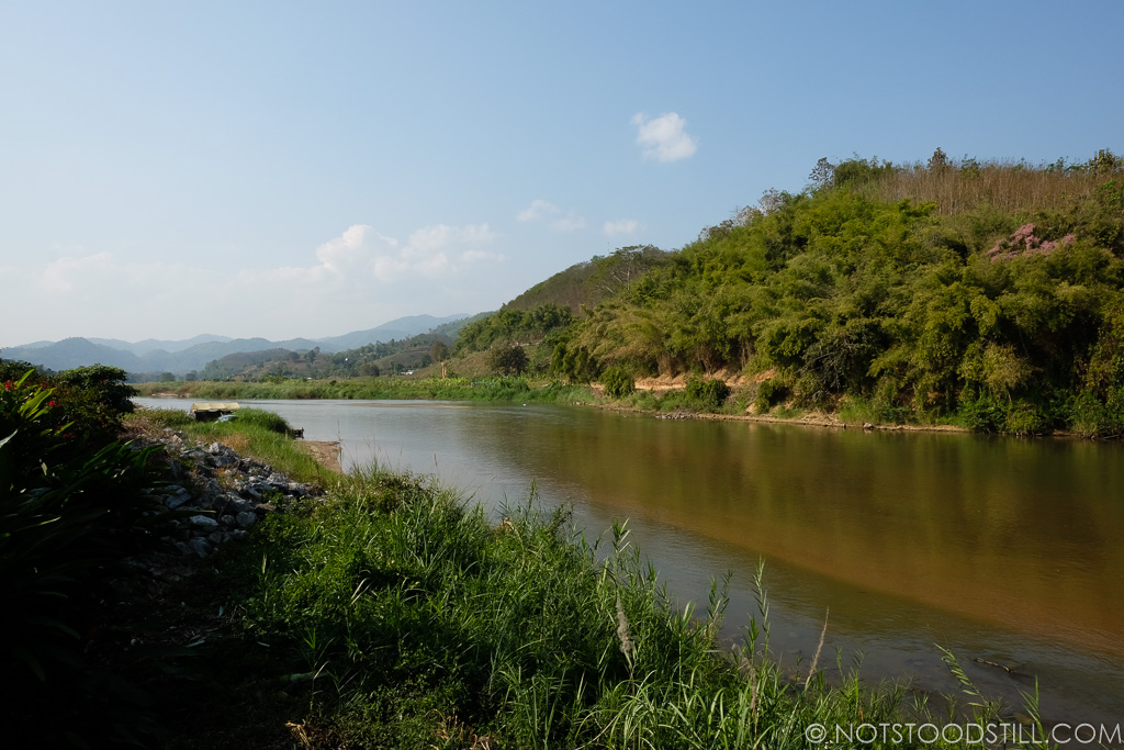 Exploring the Kok River Valley