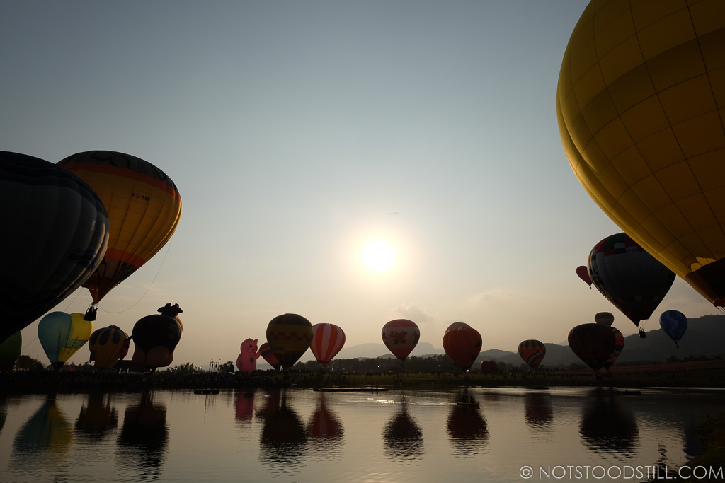 International Balloon Fiesta, Singha Park