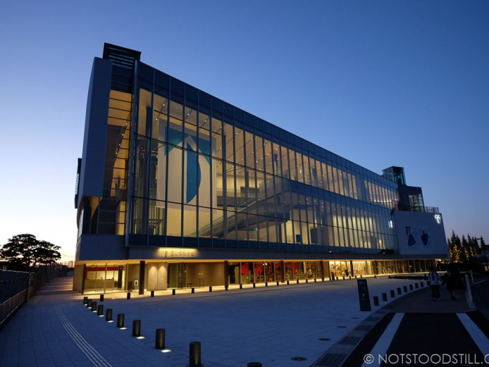 The all new Toyama Prefectural Museum of Art & Design